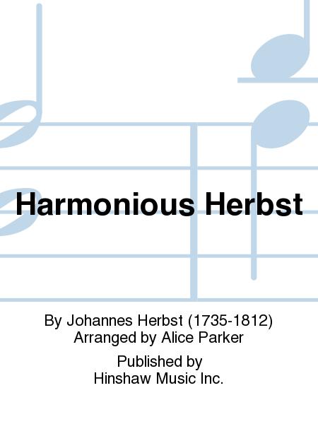 Harmonious Herbst