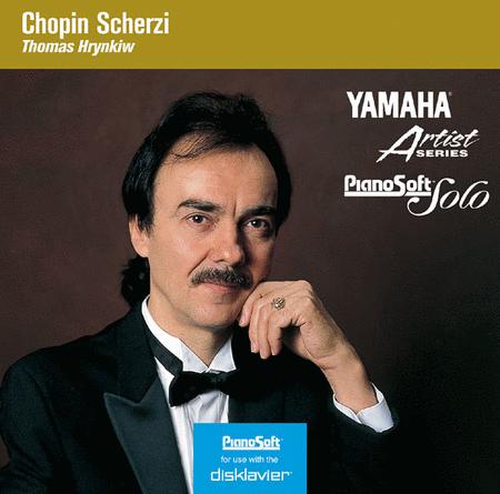 Thomas Hrynkiw - Chopin Scherzi