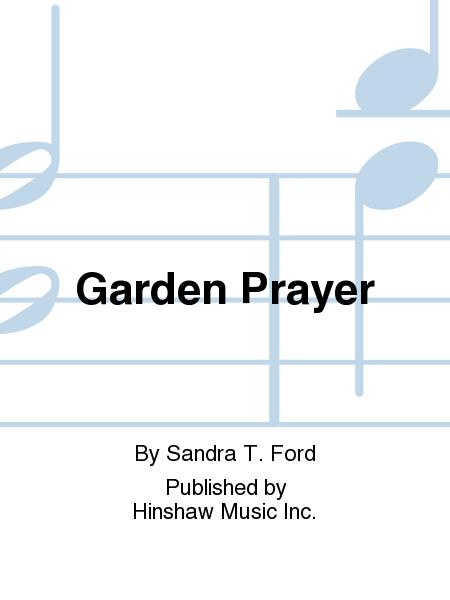 Garden Prayer