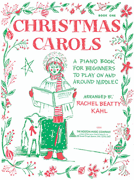 Christmas Carols - Book 1