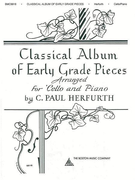 Classical Album of Early Grade Pieces