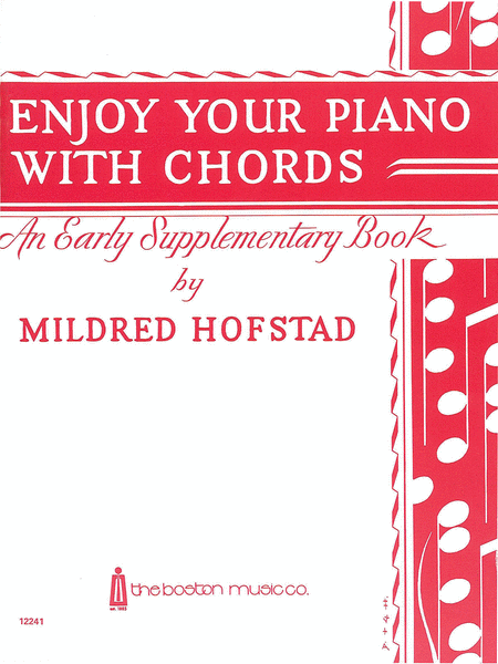 Enjoy Your Piano with Chords