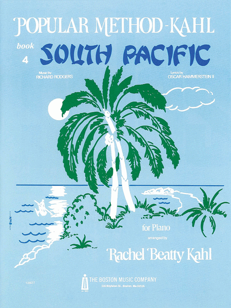 Kahl Popular Method: Book 4 - South Pacific