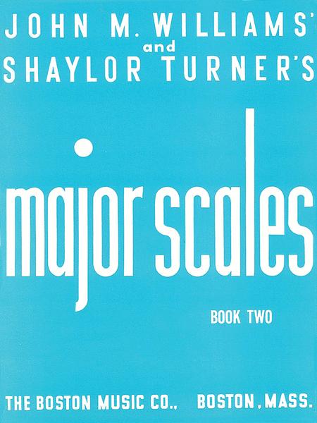 Major Scales Book 2