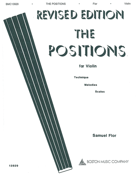 The Positions for Violin
