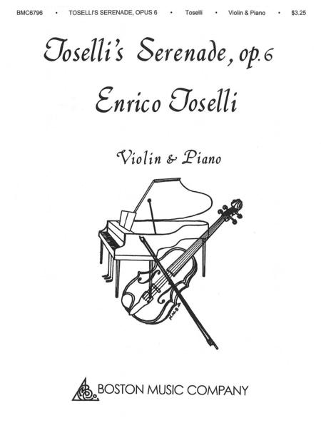 Serenade Op. 6
