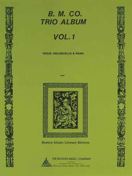 Trio Album Volume 1
