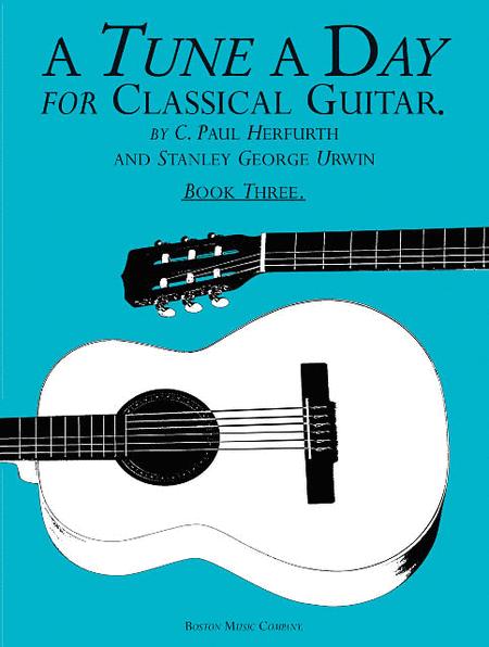 A Tune a Day - Classical Guitar