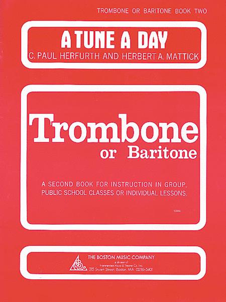 A Tune a Day - Trombone