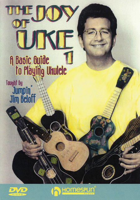 The Joy of Uke - Volume 1