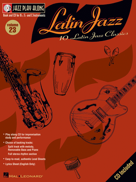 Volume 23 - Latin Jazz