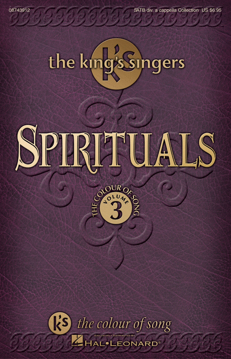 The Colour of Song, Volume 3 - Spirituals Collection