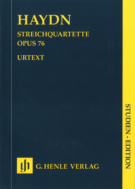 String Quartets - Volume X Op. 76
