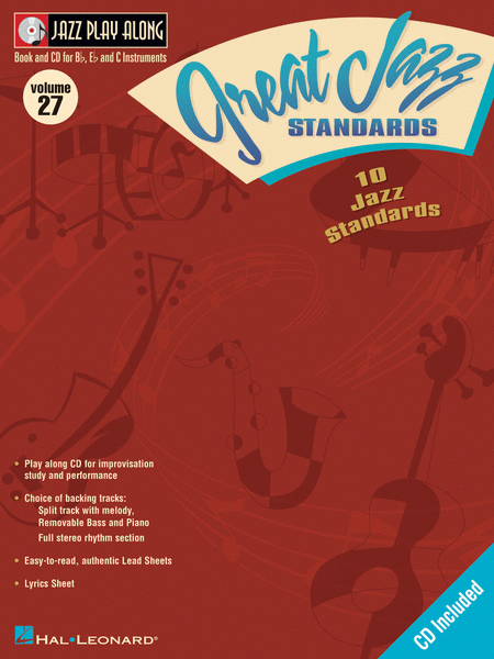 Great Jazz Standards - Volume 27