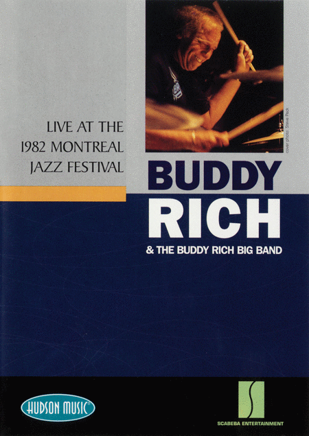 Buddy Rich - Live at the 1982 Montreal Jazz Festival