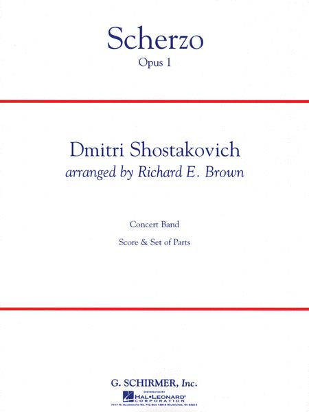 Scherzo, Op. 1