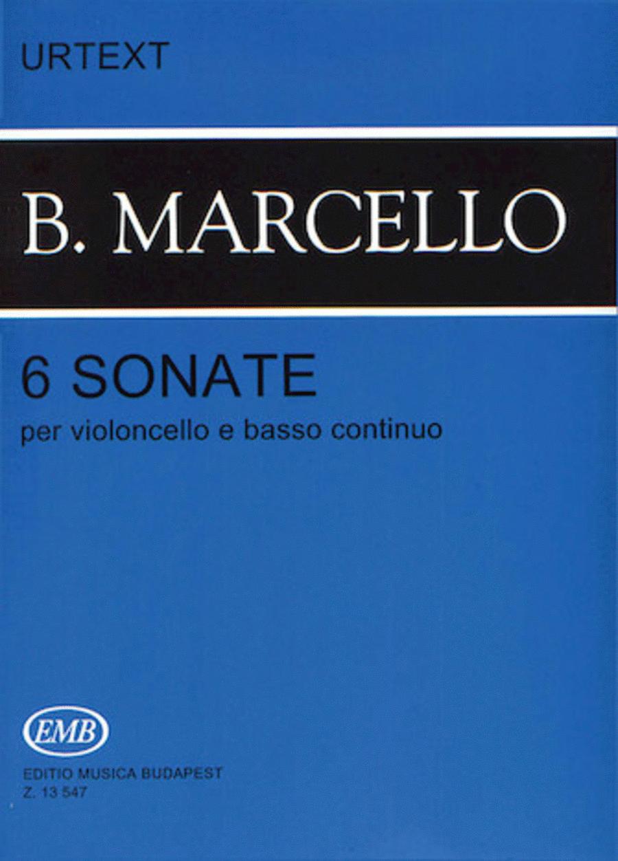 Six Sonatas Op. 1
