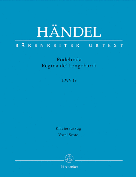 Rodelinda, Regina de Langobardi HWV 19