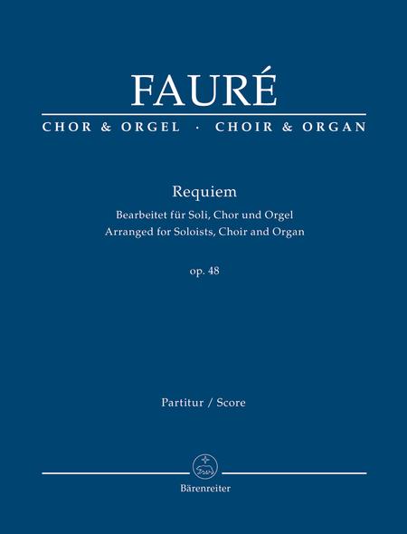 Requiem d minor, Op. 48