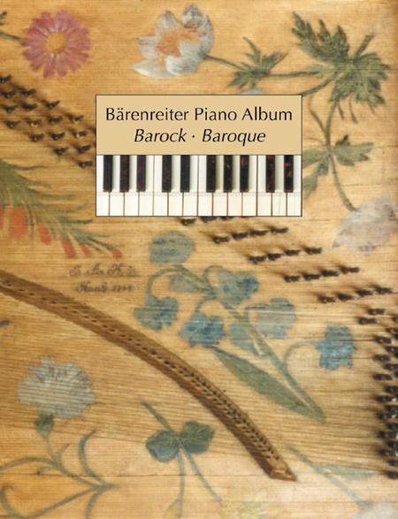 Barenreiter Piano Album. Barock