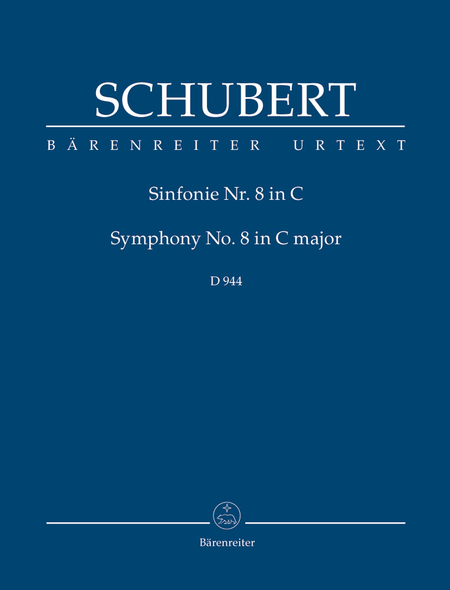 Symphony, No. 8 C major D 944