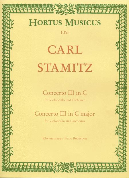 Violoncello-Konzert Nr.3 fur den Konig von Preussen C major
