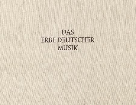 Samtliche Werke fur Laute, Band 6