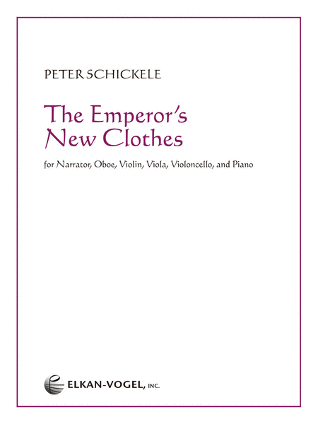 The Emperor's New Clothes (score only)
