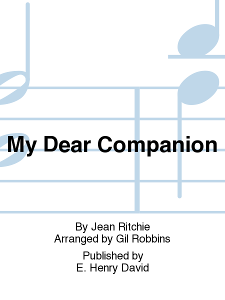 My Dear Companion