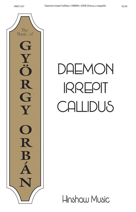 Daemon Irrepit Callidus