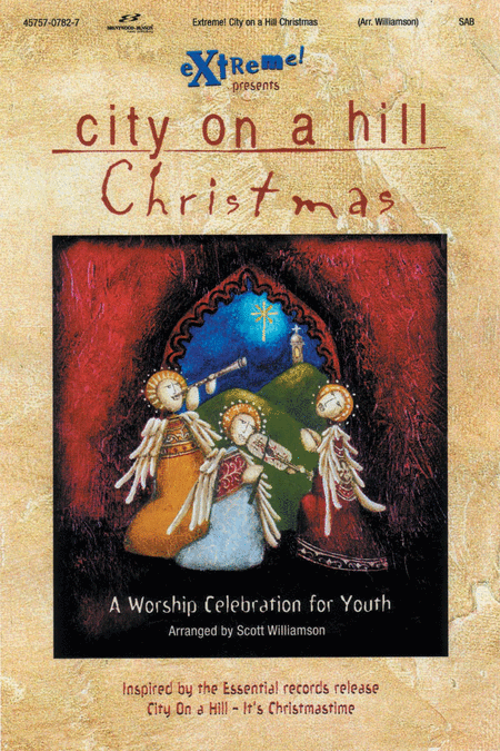 Extreme! City On A Hill Christmas (Bulletins-100 Pack)