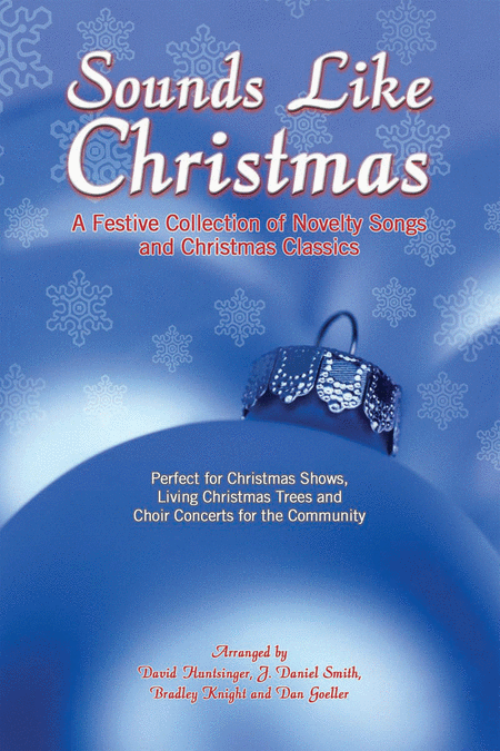 Sounds Like Christmas (Split Track Accompaniment CD)