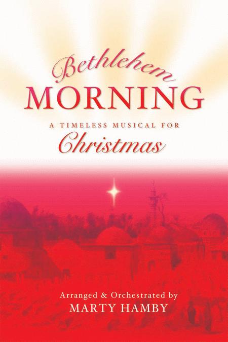 Bethlehem Morning (Split Track Accompaniment CD)