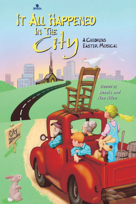 It All Happened In The City Posters (12 Pack)