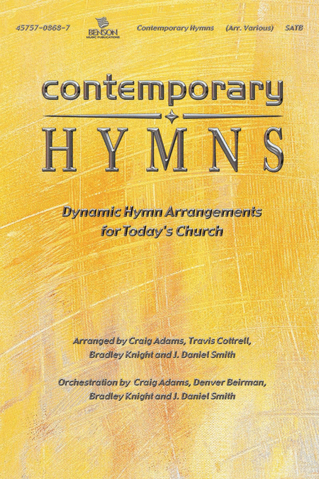 Contemporary Hymns (Choral Book)