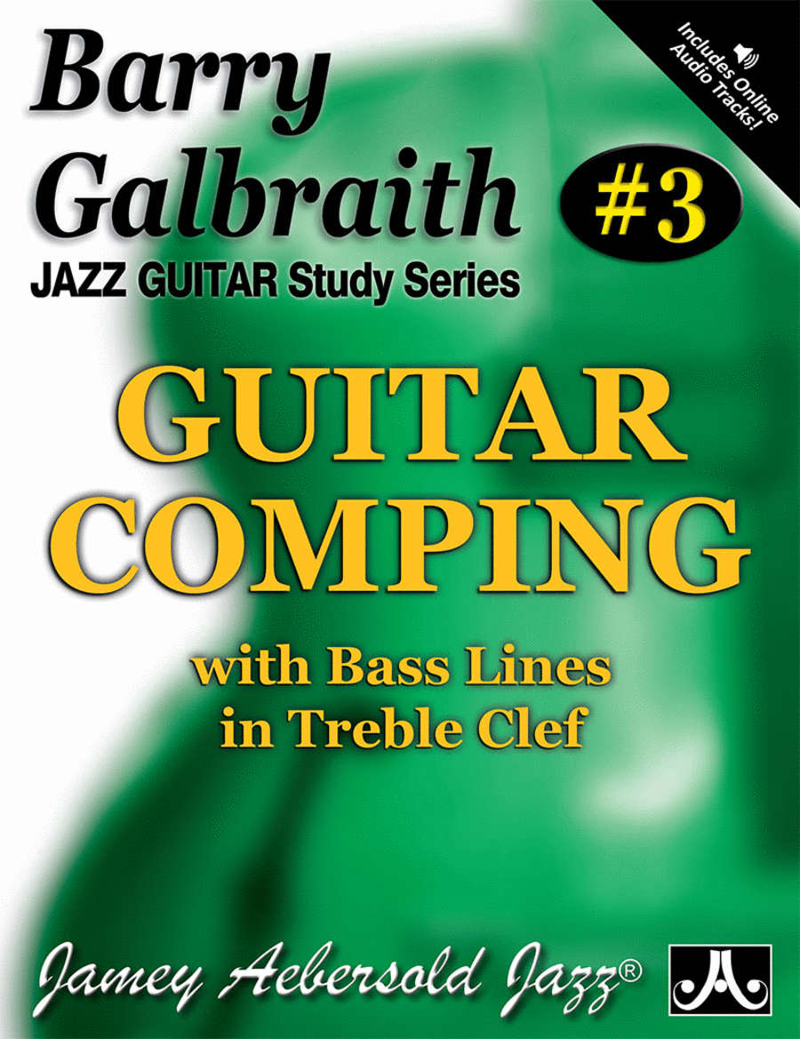 Barry Galbraith # 3 - Guitar Comping Play-A-Long