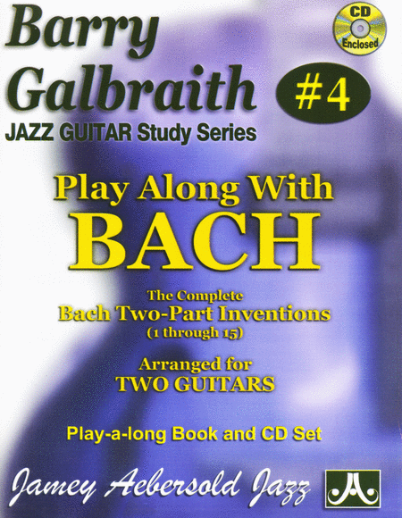 Barry Galbraith # 4 - Play-A-Long With Bach