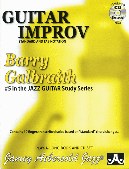 Barry Galbraith # 5 - Guitar Improvisation