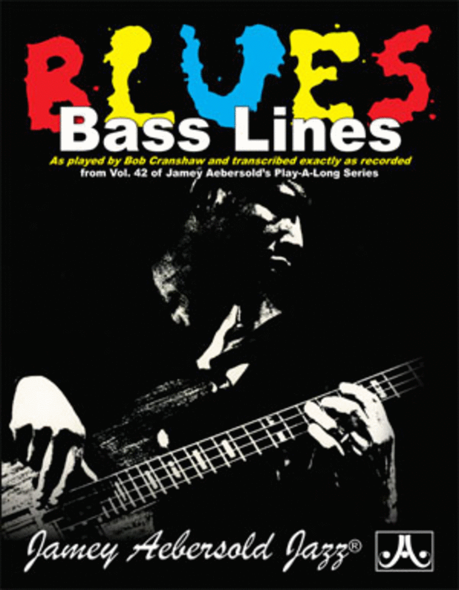 Bob Cranshaw Bass Lines - Transcribed From Volume 42