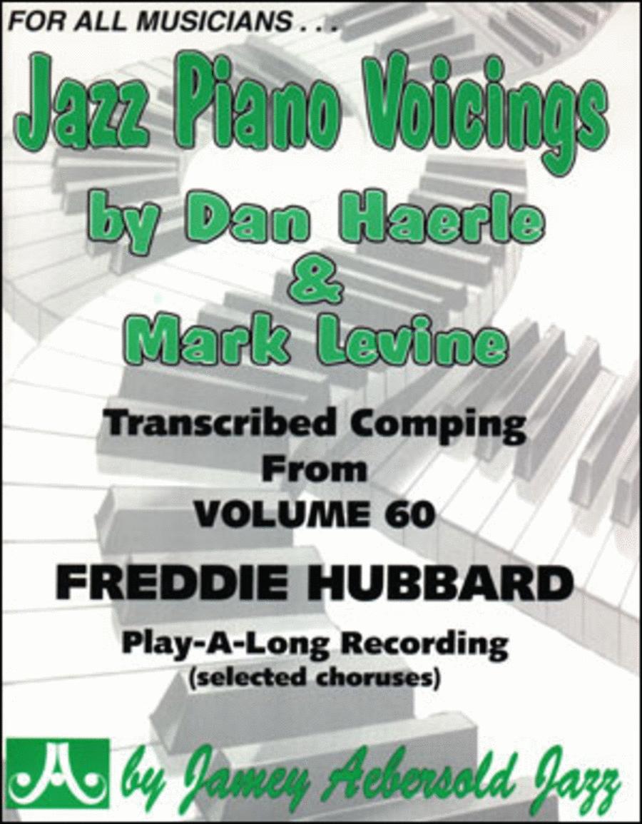 Jazz Piano Voicings - Volume 60