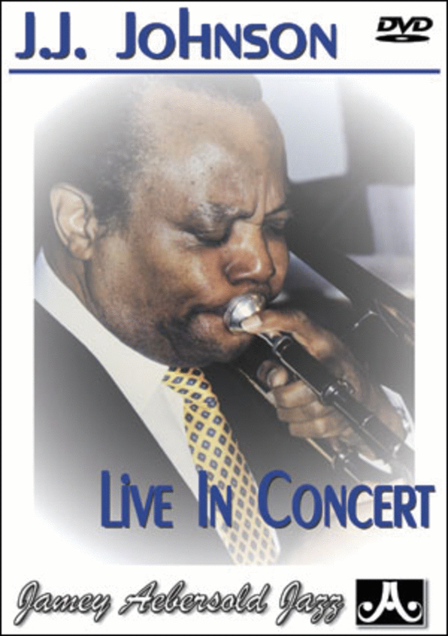 J.J. Johnson In Concert (DVD)