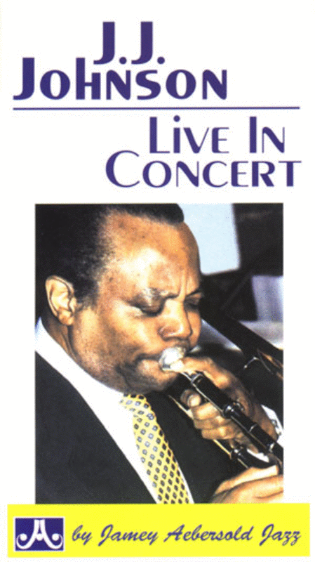 J.J. Johnson In Concert Video