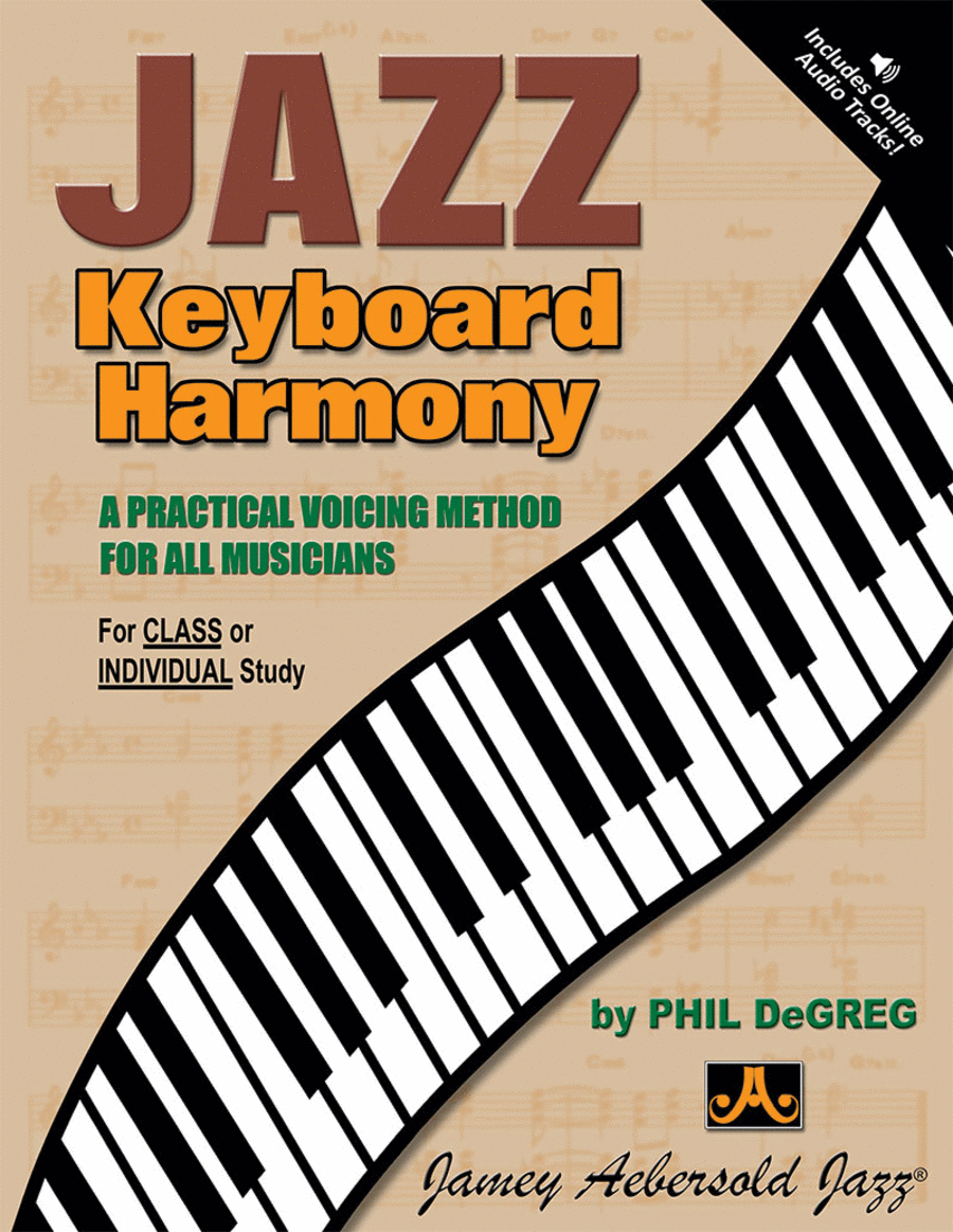 Jazz Keyboard Harmony by Phil DeGreg - review and discussion