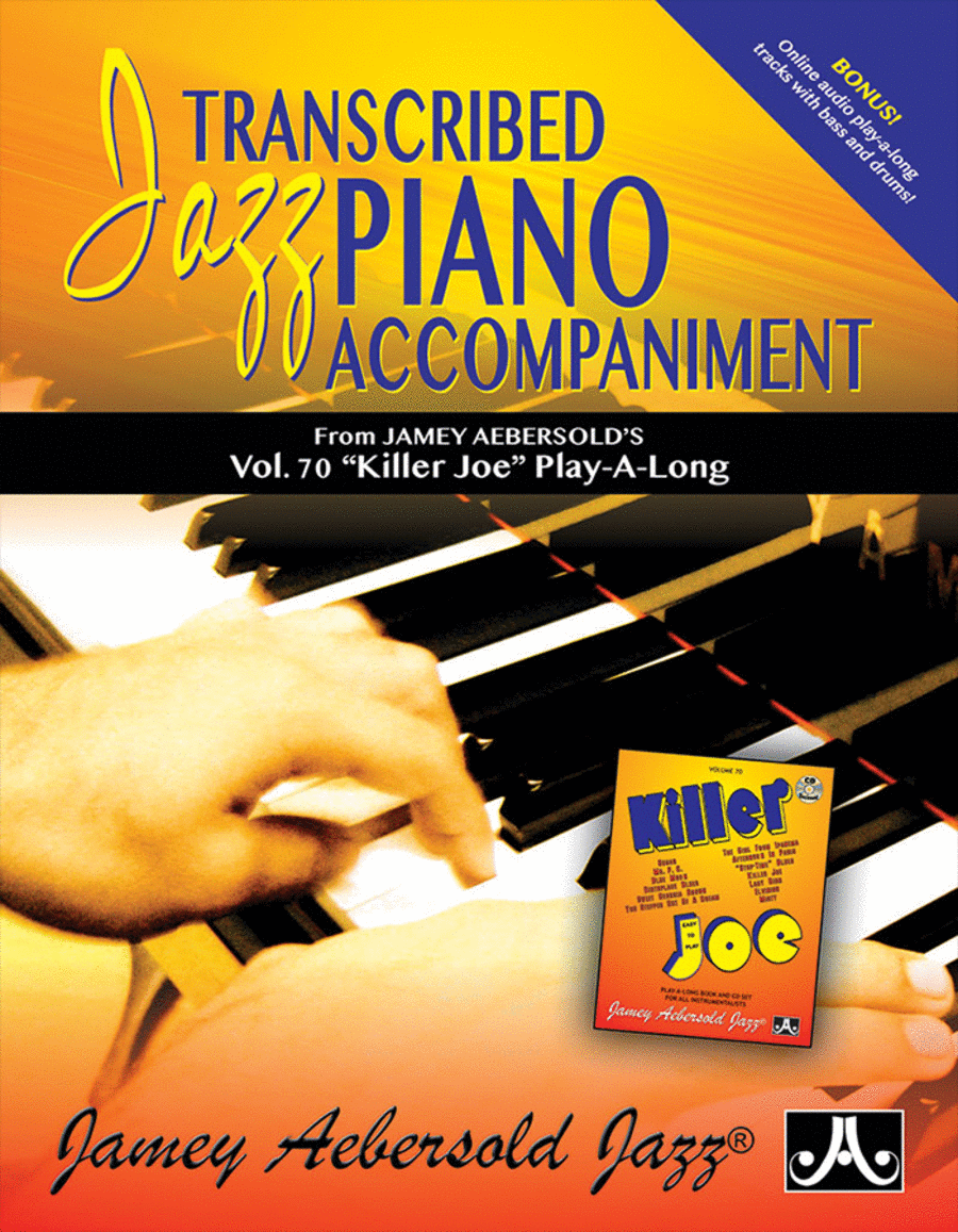 Jazz Piano Voicings - Volume 70