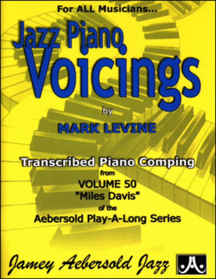 Jazz Piano Voicings - Volume 50