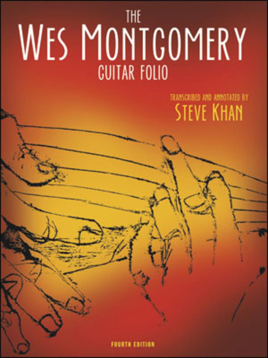 Wes Montgomery Guitar Folio