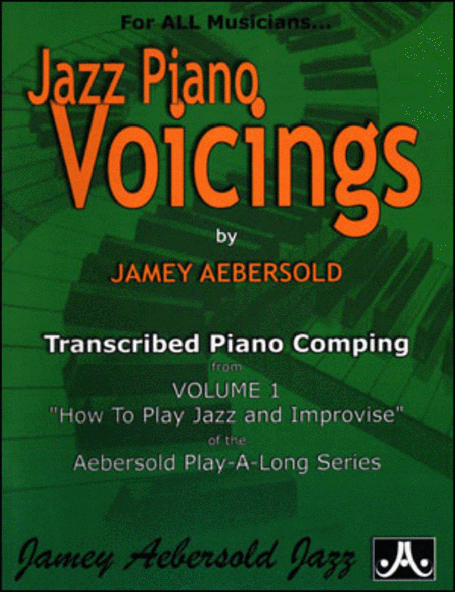 Jazz Piano Voicings - Volume 1
