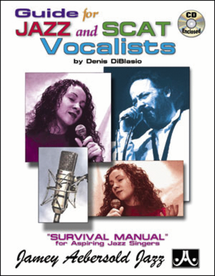 Guide For Jazz And Scat Vocalists - A Survival Manual