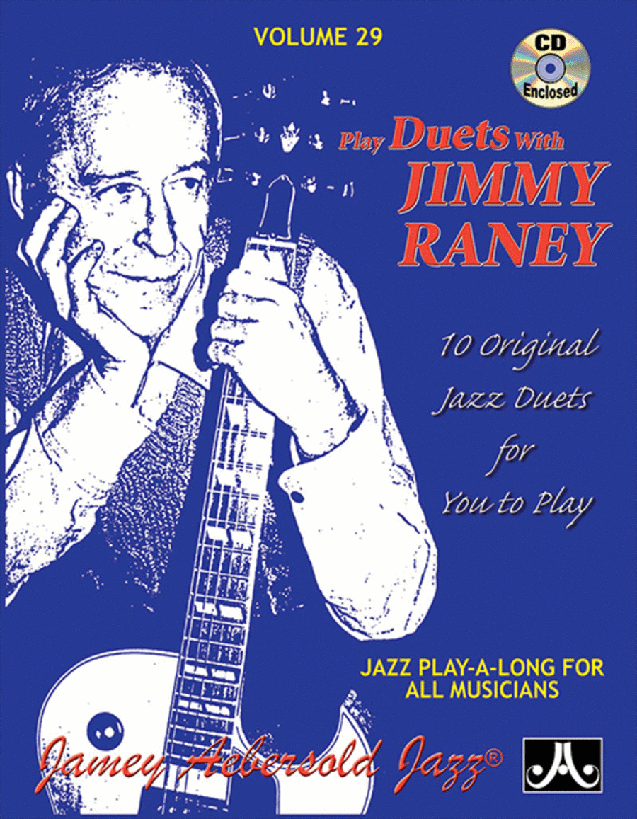 Volume 29 - Play Duets With Jimmy Raney