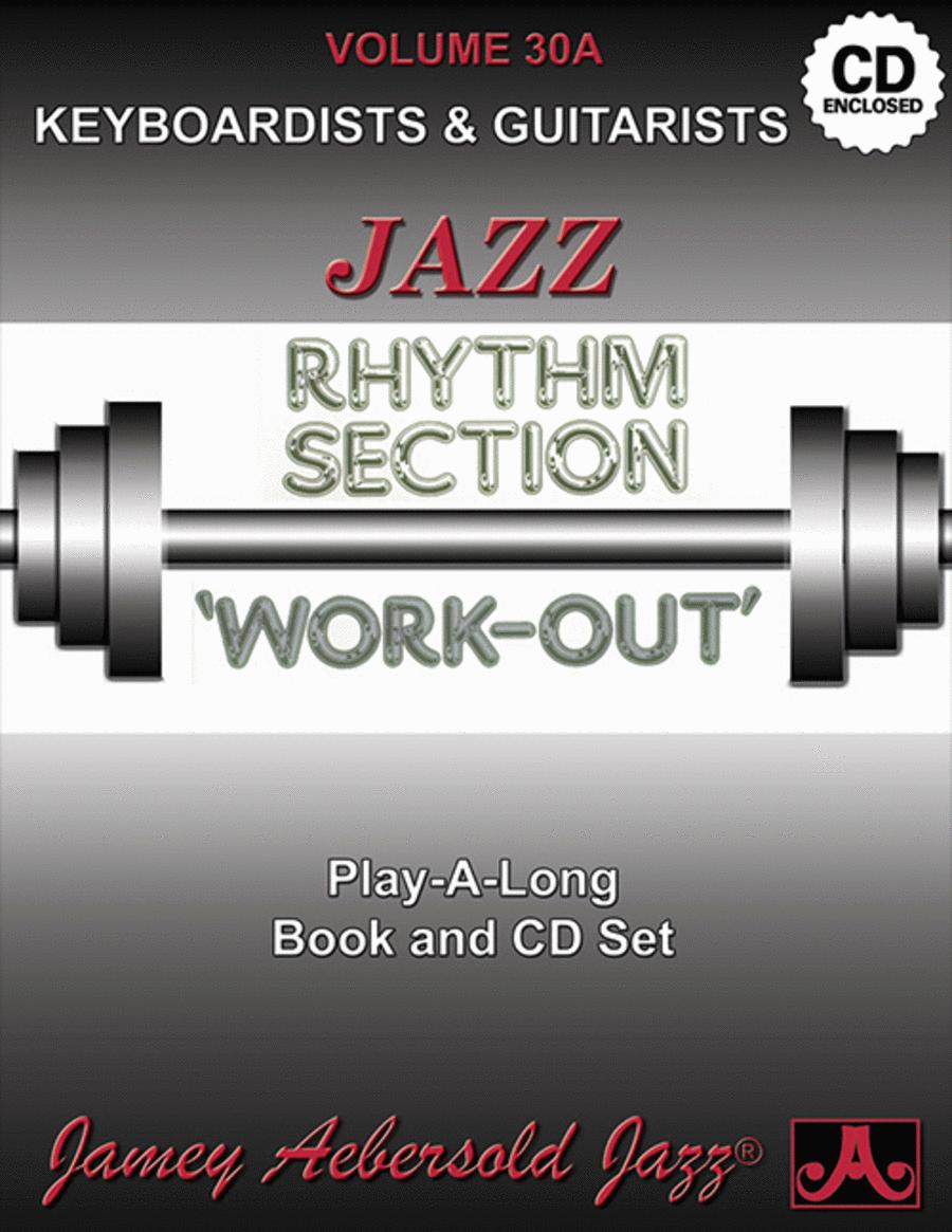 Volume 30A - Rhythm Section Workout - Keyboards & Guitar